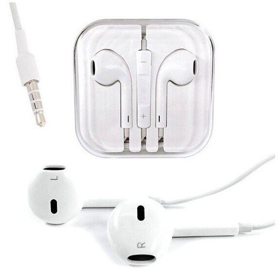 Audifonos Tipo Iphone +Micro