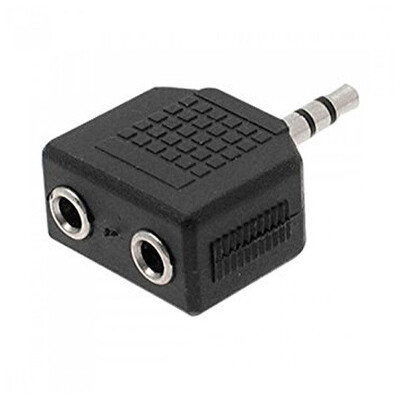 Adaptador Audio 2 a 1