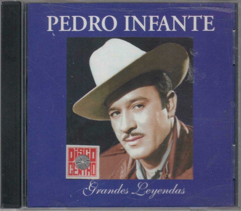 CD Pedro Infante Grandes Leyendas
