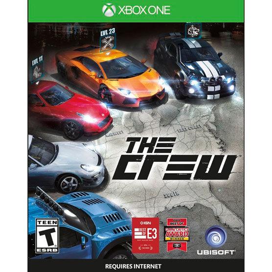 XBOX ONE The Crew (Online)