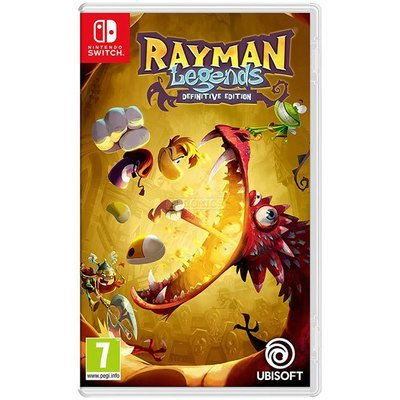 switch Rayman Legends