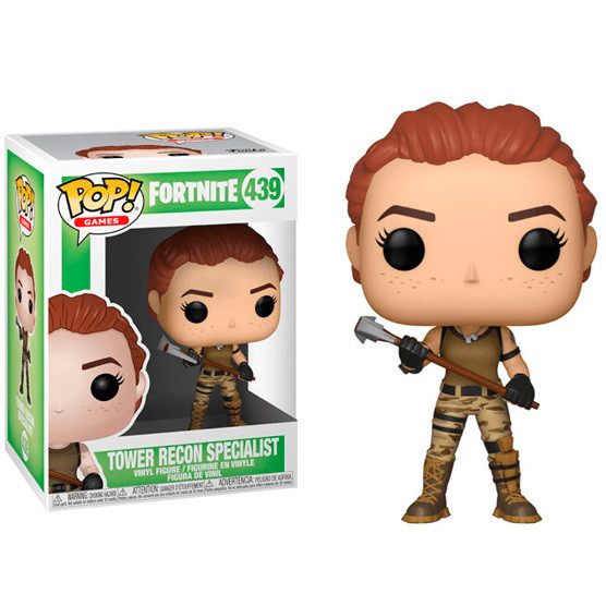 Funko Pop Fortnite Tower Record