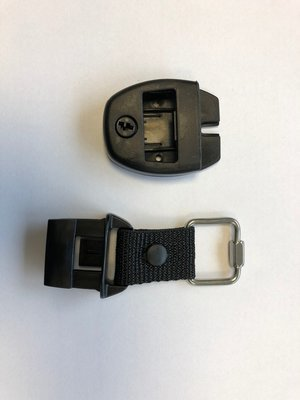 Quick Link Complete Buckle Replacement Kit - Press Release Pack of 2