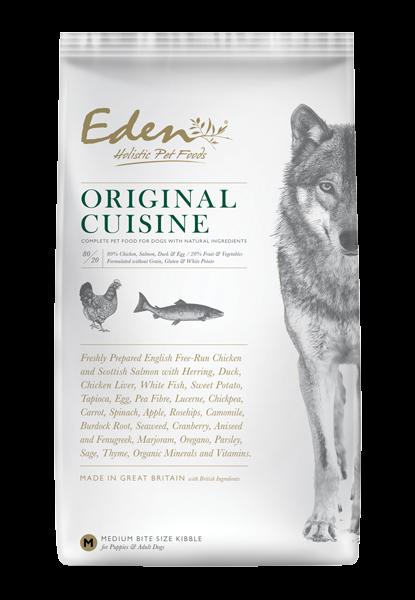 Eden Original Cuisine Dog Kibble (2kg / 12kg) 00004
