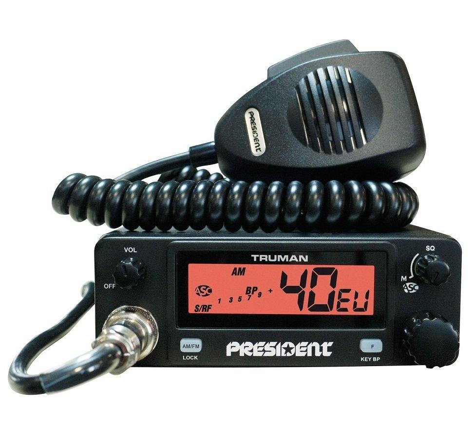Радиостанция CB Truman ASC 00142