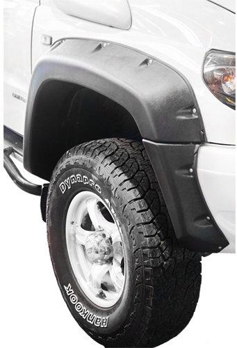 Расширители колёсных арок LAPTER УАЗ Патриот (с накладками на оба бампера) дорестайлинг 00259