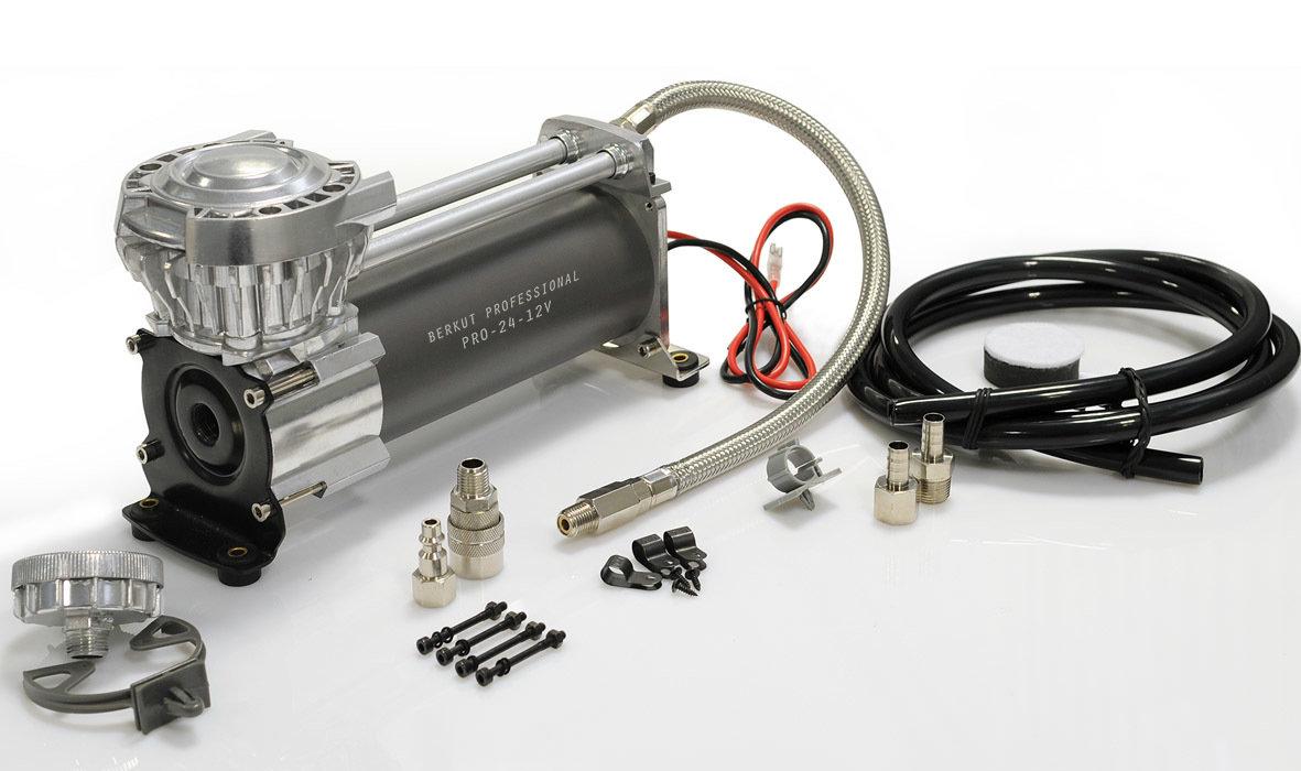 Профессиональный компрессор Беркут PRO-24 00760