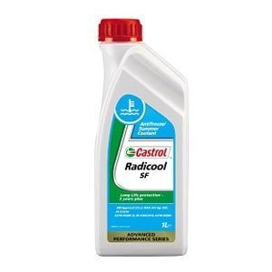 Охлаждающая жидкость Castrol Radicool SF  (концентрат, красный) 1л 01580