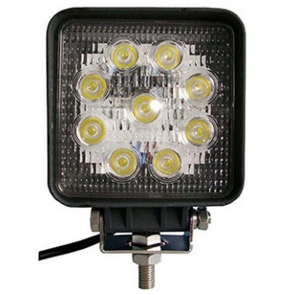 Фара дальнего света РИФ 110 мм 27W LED 02392