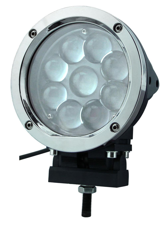 Светодиодная (LED) фара дальнего света РИФ 45W SM-5450P 02407