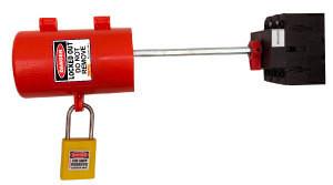 Isolator Bar Lockout Kit IBL-KIT