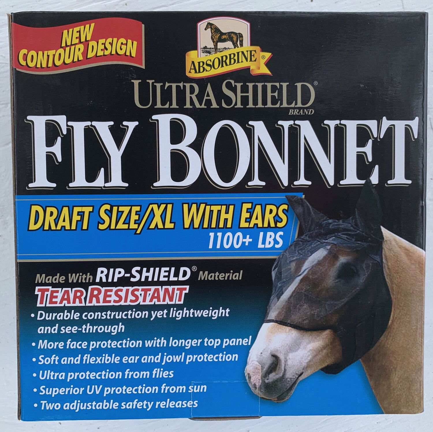 Ultrashield Fly Bonnet (10 Per Case)