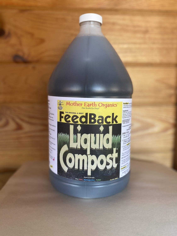 Feedback Liquid Compost