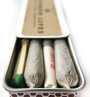 Northern Lites - Herbal Cigarette Tin