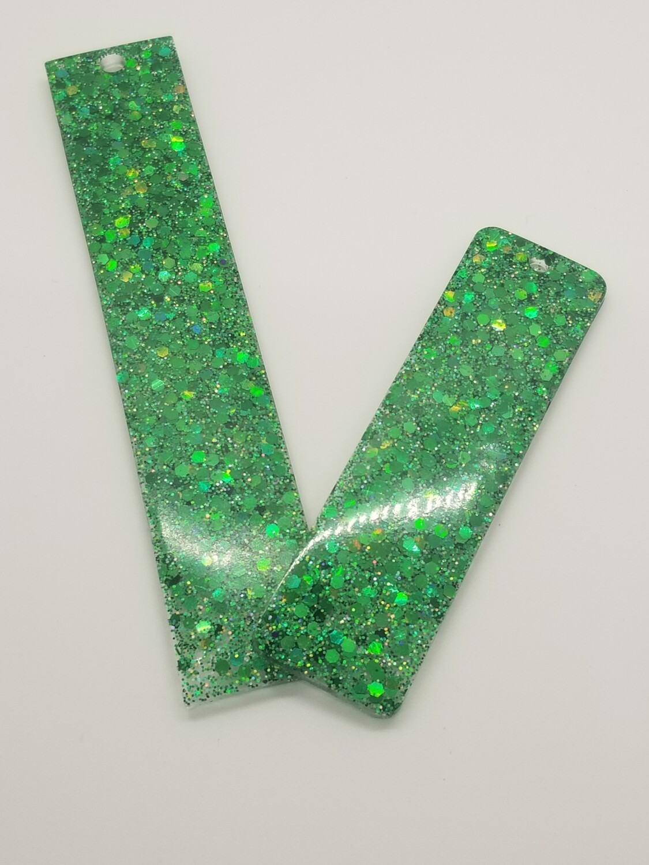 Glitter Bookmarks