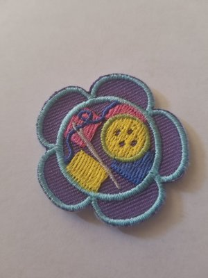 Sewing Flower