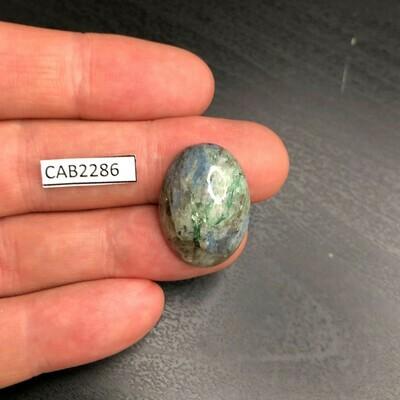 Astrophyllite (Astrophilite) Cabochon
