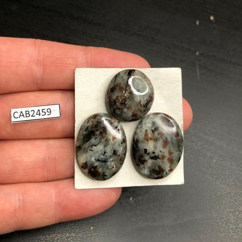 Lot Astrophilite Cabochons