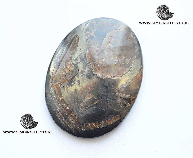 Аммонитовый симбирцит 55*42*5 мм