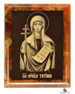 Симбирцитовая икона Святая мученица Татьяна