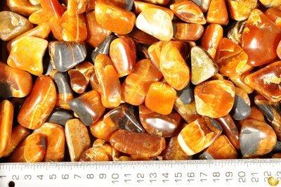Simbircite tumbled stones (Polish)