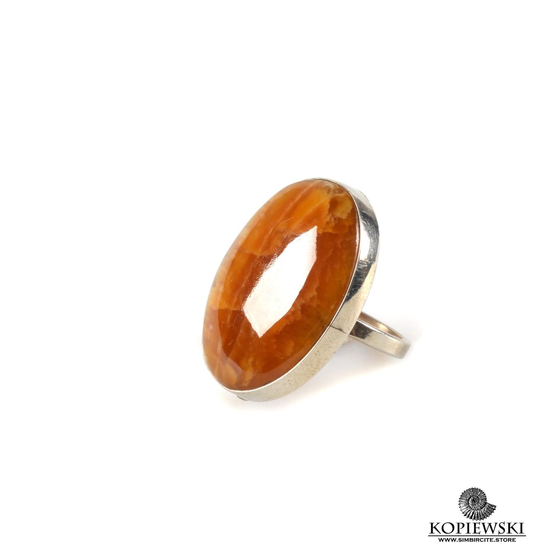 Кольцо с Симбирцитом