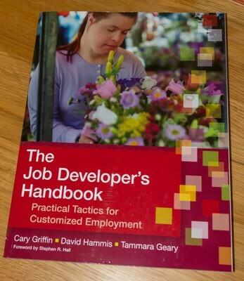 The Job Developer's Handbook
