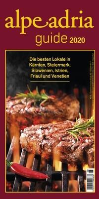 Alpe Adria Guide Printausgabe neu ab Juli 2020