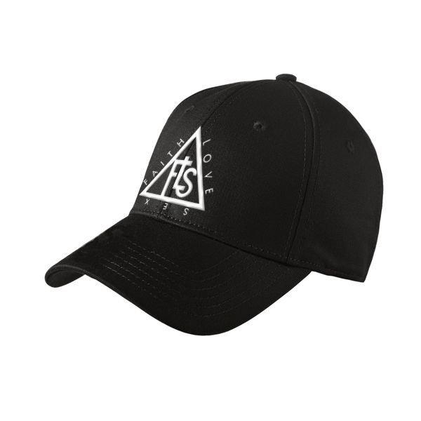 FLS Black Flex Cap