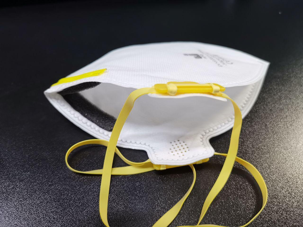 Jeta safety Складная маска без клапана выдоха
