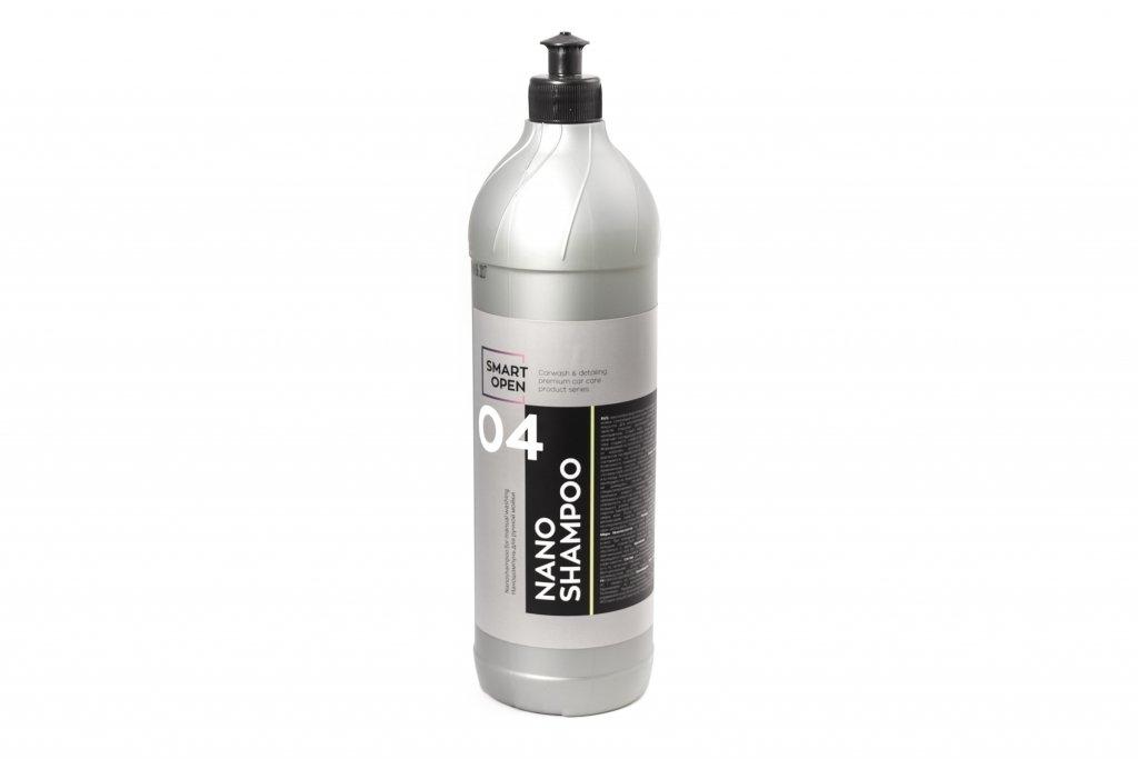 Smart Open 04 Nano Shampoo - нано-шампунь для ручной мойки 0.5 л,