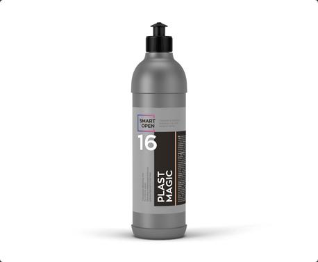 Smart Open 16 Plast Magic - матовое молочко для внутреннего пластика 0.5 л,
