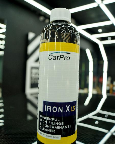 Car Pro Iorn X LEMON - Iorn X LEMON (Айрон Иск Лемон) Бескислотный очиститель кузова с индикатором