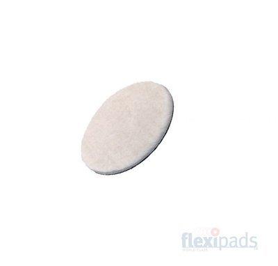 Flexipads  80 мм PRO-SHORT режущий полировальный круг без поролоновой основы / NEW 80mm (3