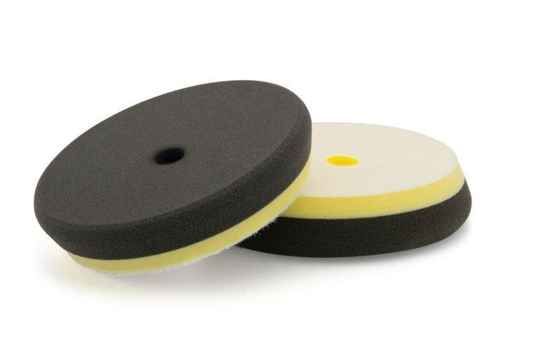 """Flexipads 155 мм VIPER ЧЕРНЫЙ очень мягкий полировальный круг для микро тонкой полировки / 155mm (6.5"""") VIPER BLACK Micro Fine Buffing Pad"""