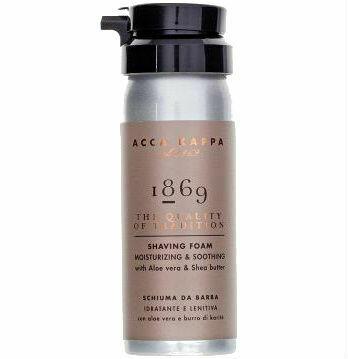 Acca Kappa 1869 Shaving Foam - Пена для бритья 50 мл