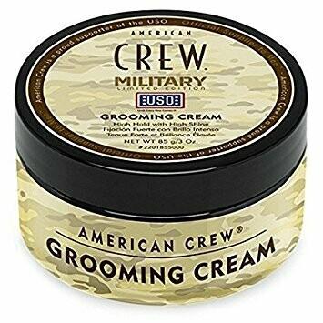 American Crew Military Grooming Cream - Крем для укладки волос 85 гр