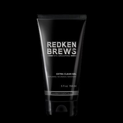 Redken Brews Extra clean - Гель для укладки 150 мл