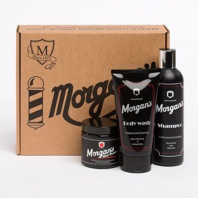 MORGANS Подарочный набор для ухода за волосами и телом
