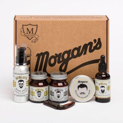 MORGANS Подарочный набор для ухода за бородой и усами