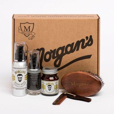 MORGANS Подарочный набор для ухода за бородой