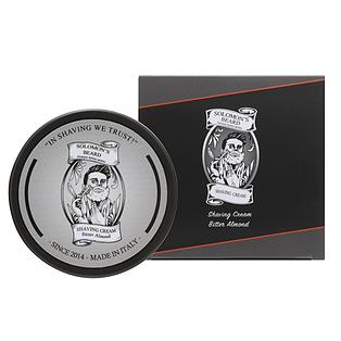 "Solomon's Beard Shave Cream Bitter Almond - Крем для бритья ""Миндаль"""