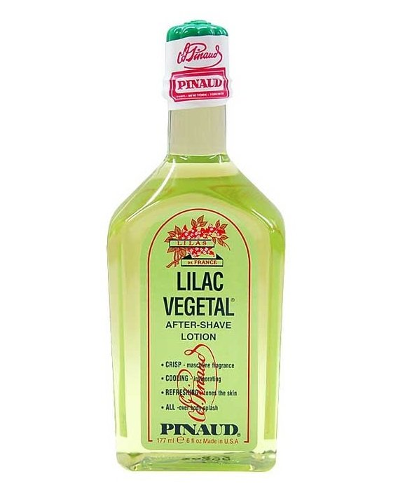 Clubman Lilac Vegetal After Shave Lotion - Лосьон после бритья 180 мл
