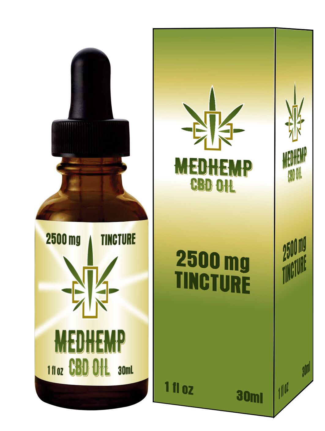 2500 MG CBD OIL BUY TWO GET ONE FREE