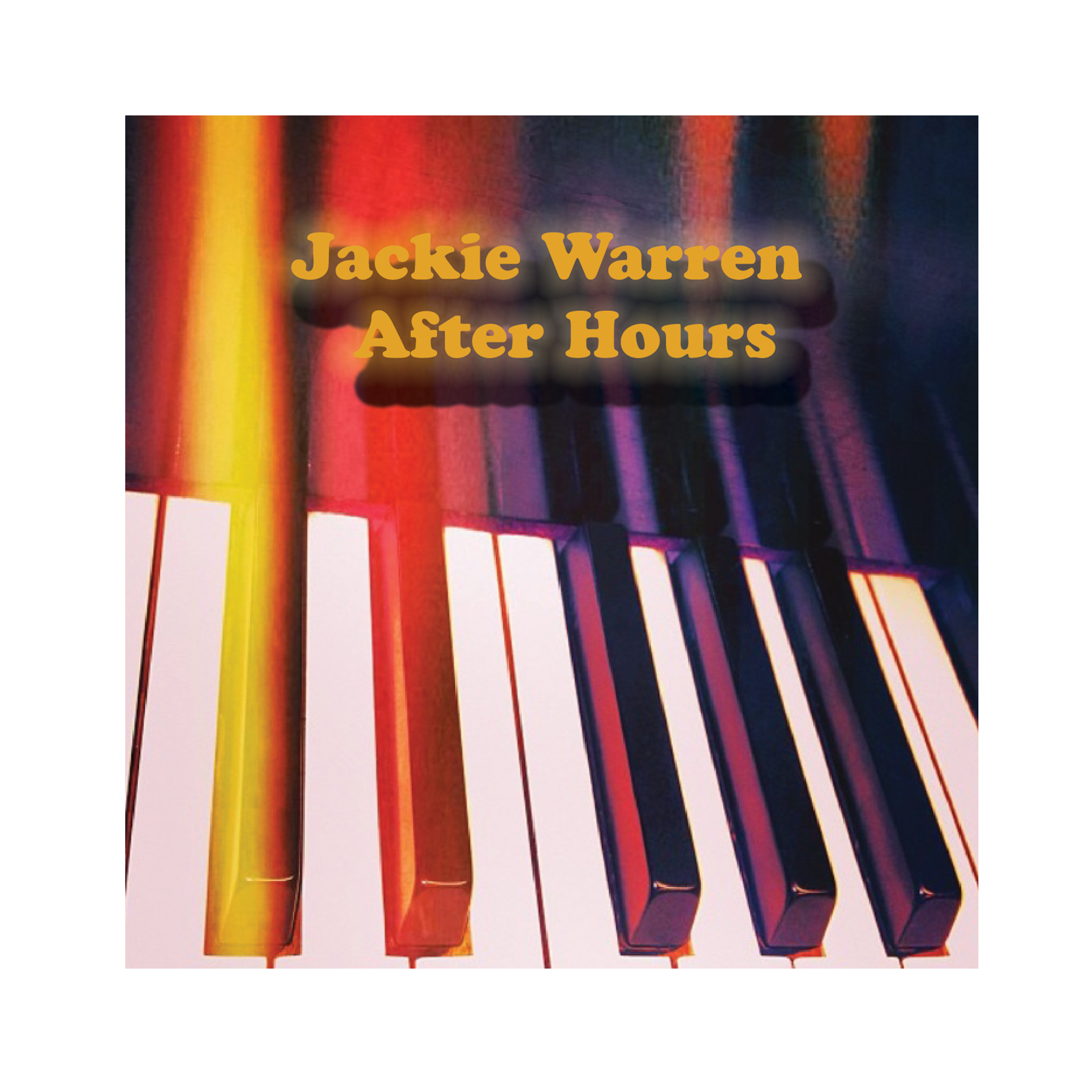 After Hours by Jackie Warren CD 00004