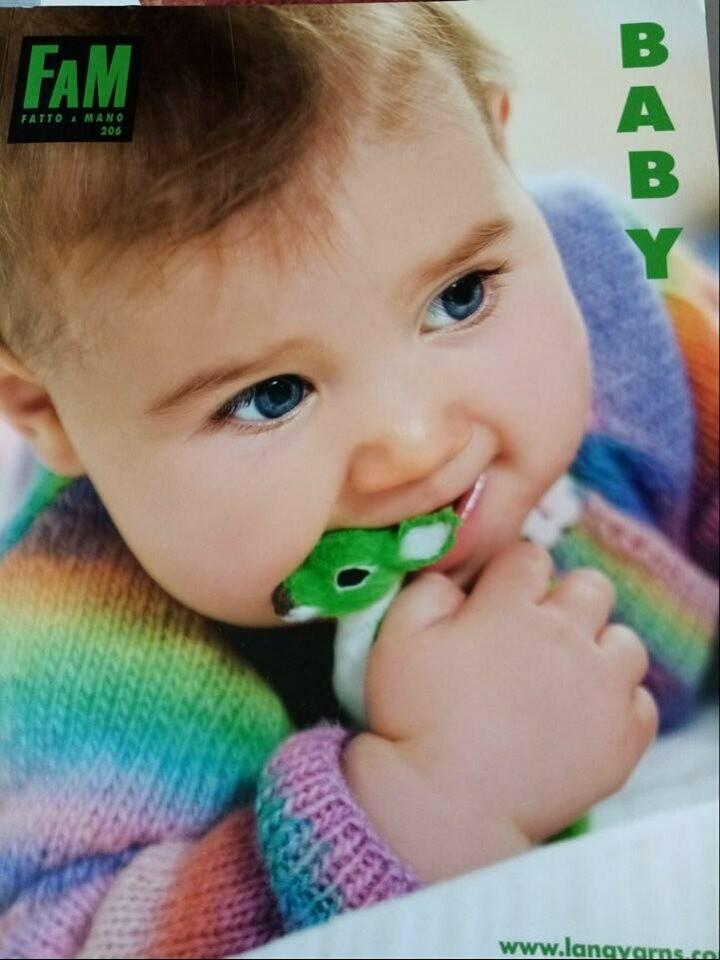 Lang baby - FAM 206