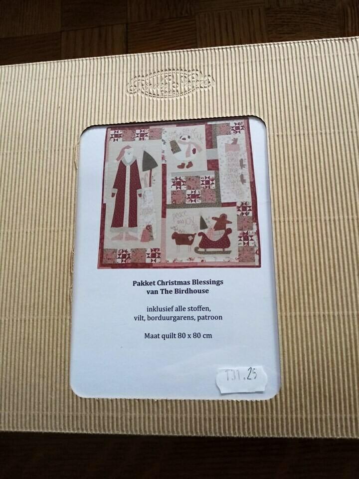 Pakket Christmas blessings