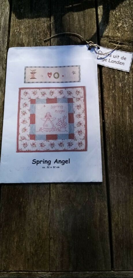 Patroon sping angel