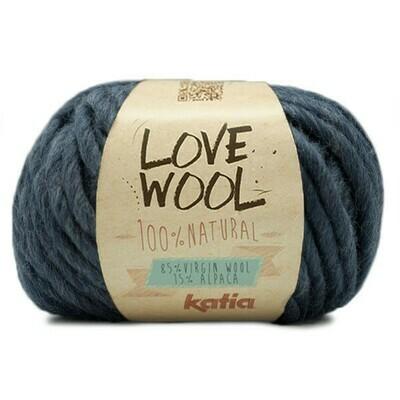 LOVE WOOL KLEUR 125