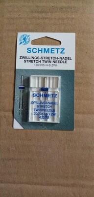 TWEELINGNAALD SCHMETZ 4MM BREED DIKTE 75